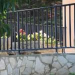 Barandilla BesBalus en balcón exterior
