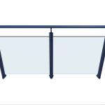 Configuración con paneles